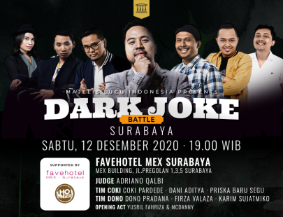 BATTLE DARK JOKES SURABAYA Image