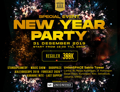 Special Event - New Year Party