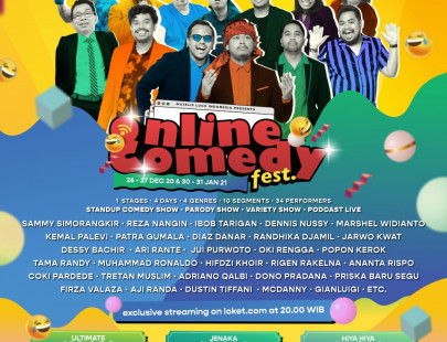 ONLINE COMEDY FEST