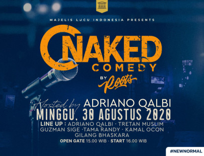 Naked Comedy by Roots